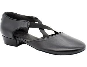 Dancin Scarpe danza insegnate colore nero tacco 2,5 cm