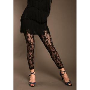 PRIDANCE - Legging in pizzo elasticizzato 4