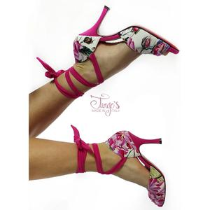 Sandalo Ruby Tacco 8,5 cm
