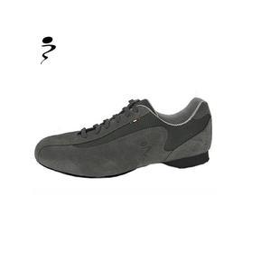 Sneakers Schizzo® Camoscio Grigio
