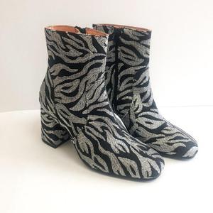 Stivaletto Mod 3 Zebra