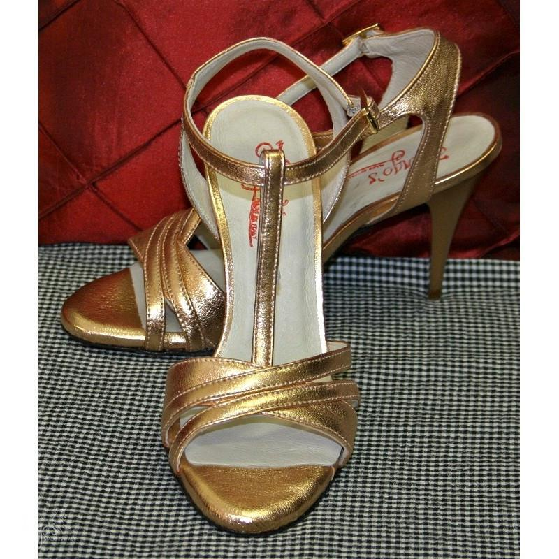 Tango Almafuerte oro
