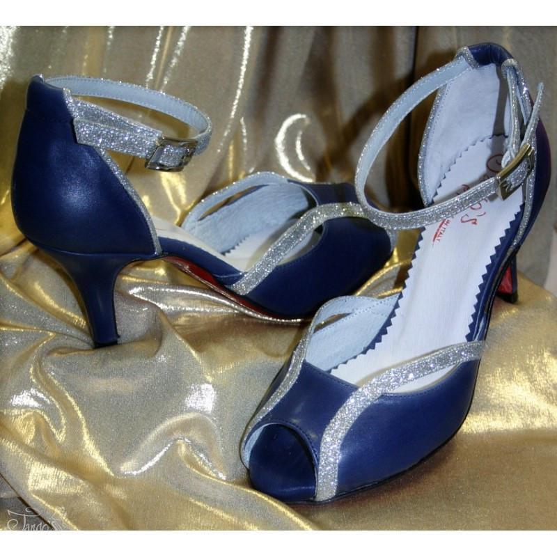 Tango Lanùs blu